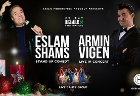The Best Christmas Eve Party with Armin Vigen and Eslam Shams