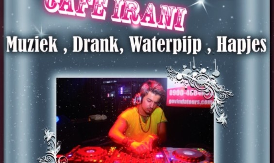 Persian Party with DJ Aria in Amsterdam