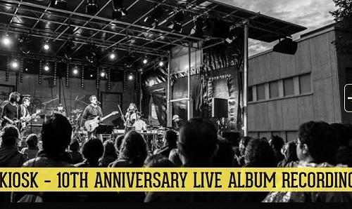 کنسرت گروه کيوسک همراه ضبط زنده آلبوم جدید در تورنتو