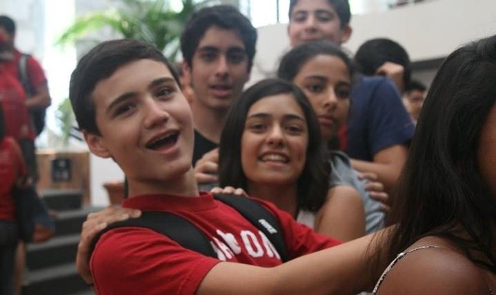 کمپ آینده: نوجوانان دبیرستانی ایرانی آمریکایی