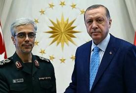اردوغان: ایران و ترکیه علیه چریکهای کرد عملیات مشترک برگزار میکنند و مخالف همه پرسی استقلال کردستانند