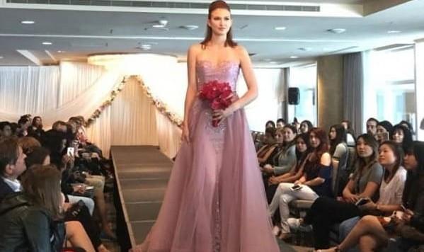 ششمین نمایشگاه بزرگ عروس در مرکز و هتل زیبای ساحلی کانادا: ازدواج فرهنگهای مختلف
