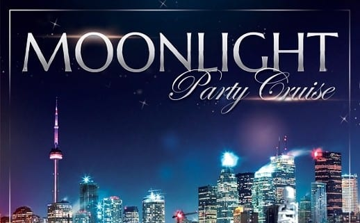 Moonlight Boat Cruise Party
