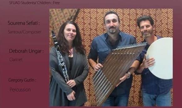 کنسرت موسیقی ایرانی گروه البرز