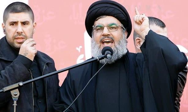 اشاره سیدحسن نصرالله به نقش اسرائیل در کنار سعودی ها در جنگ یمن، و تهدید ضمنی رآکتورهای اتمی دیمونا