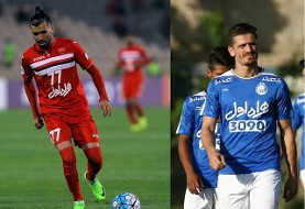 Persepolis, Esteghlal players suspended before Derby