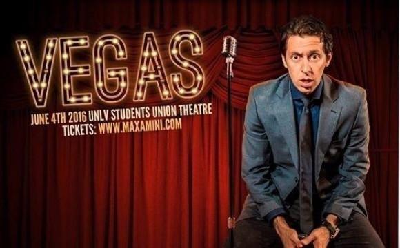 Max Amini Live in Las Vegas