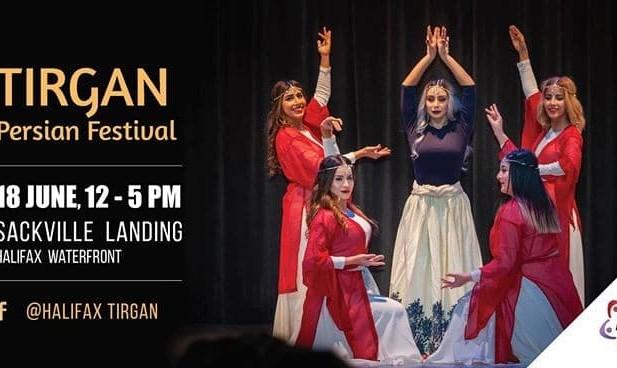 Tirgan, Persian Summer Festival in Halifax