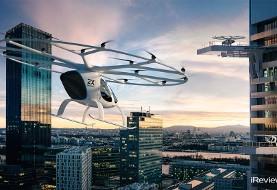 تاکسی پرنده سال آینده در آلمان به پرواز درمیآید + تصاویر