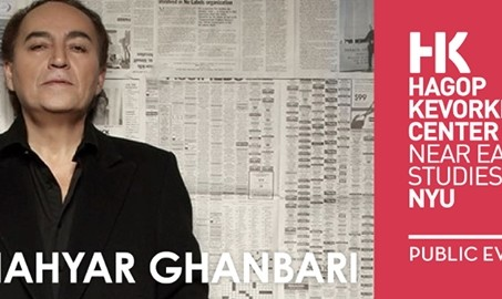 Iranian New Wave Songwriting-Shahyar Ghanbari