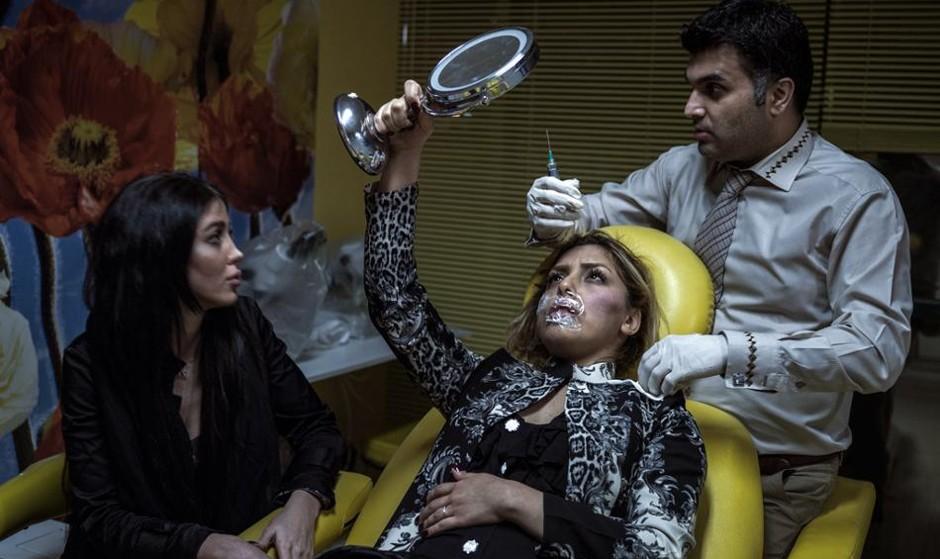 Newsha Tavakolian: Contemporary Iranian Photography, winner of the Carmignac Prize
