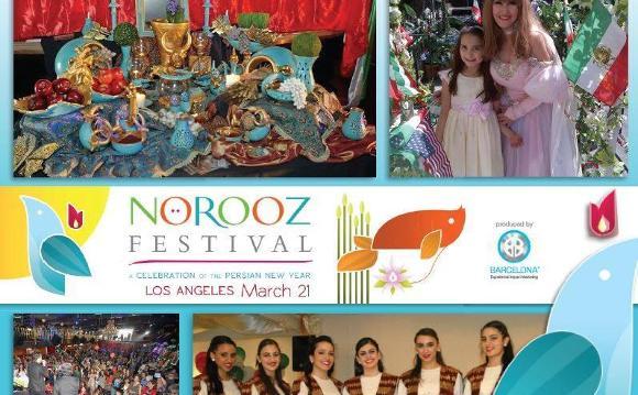 Norooz Festival & Persian Parade