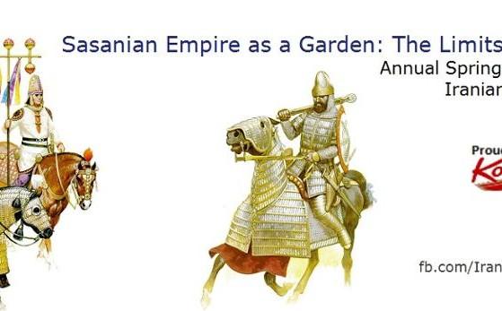 زمان ساسانیان به عنوان یک باغ: سخنرانی ایرانشهر: به دلیل تأخیر در پرواز سخنران لغو شد