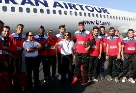 برانکو لیست مسافران عمان را مشخص کرد