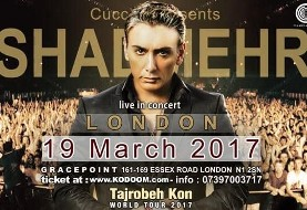 کنسرت بزرگ نوروزی شادمهر عقیلی در لندن