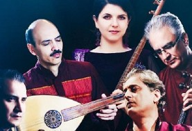 Rohab Ensemble Concert in Philadelphia with Vocalist Sepideh Raissadat