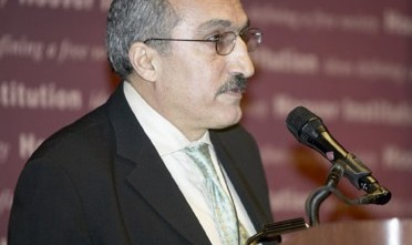 Meet Dr. Abbas Milani author of The Shah