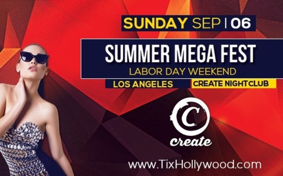 Labor Day Weekend Party in Los Angeles