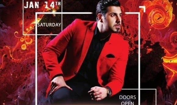 Ehsan Khajeh Amiri Concert - Live in Houston