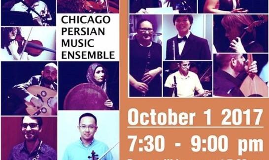Mehregan Concert by Chicago Persian Music Ensemble