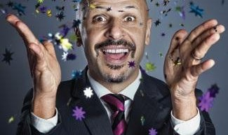 Maz Jobrani live: My Lion is Moist Tour