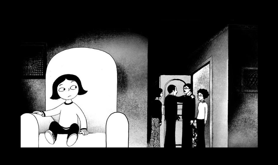 Femme Film Fridays: Persepolis on 35mm