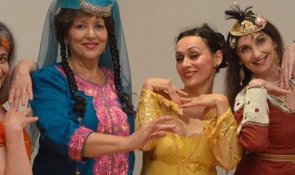 Persian Dance Weekend in Bristol