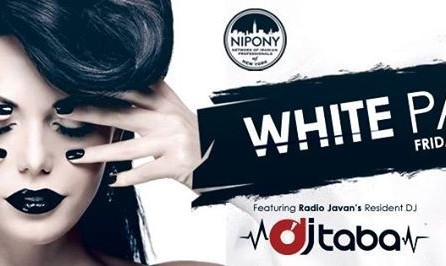 Persian White Party with DJ Taba
