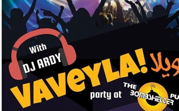 Vaveyla Persian Party with DJ Ardy