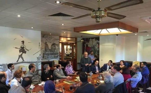 انجمن بیزینسی ایران و استرالیا - بیست و هفتمین نشست