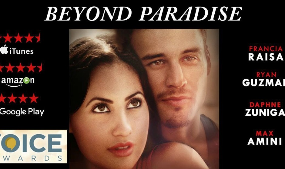 VOICE AWARDS: Rumi-inspired movie Beyond Paradise nominated
