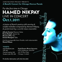 Hamed Nikpay Live in Chicago: A Benefit Concert for Chicago Nowruz Parade