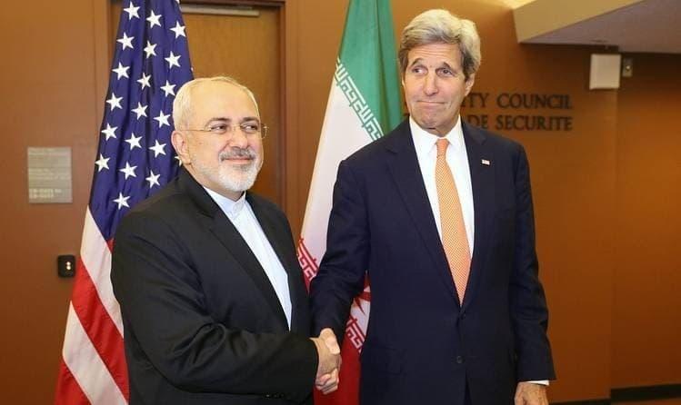 Kerry, Zarif Share Chatham House Prize 2016
