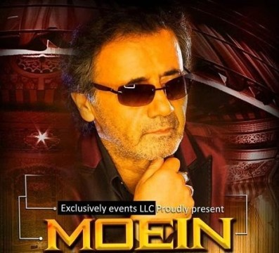 Moein Concert in Washington D.C