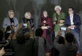 کیمیایی در شب  تجلیل۴ نسل از کارگردانان از