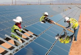 Iran's largest solar power plant to be constructed jointly with British Quercus