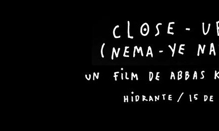 Screening of Close-Up (Nema-ye Nazdik) by Abbas Kiarostami