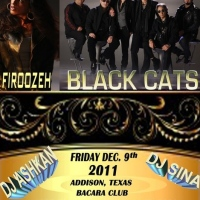 Black Cats & Froozeh Live In Concert