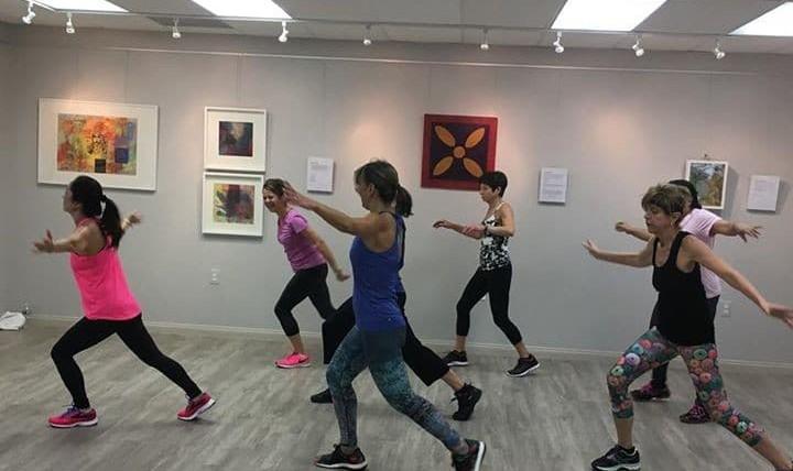 رقص و ورزش با پرستو