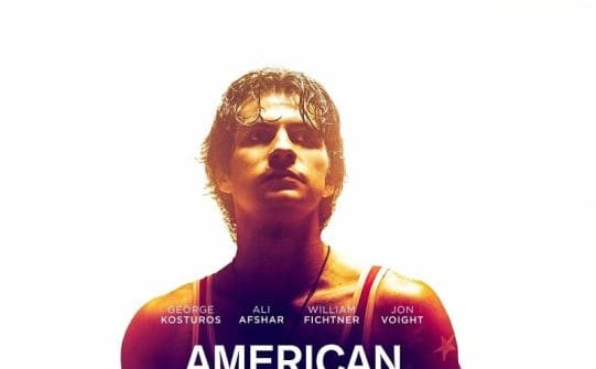 Screening of American Wrestler: The Wizard, Heroic Story of Iranian American Race Car Driver