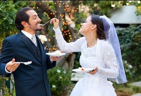 ازدواج بهرام رادان، دروغ سیزده یا ...