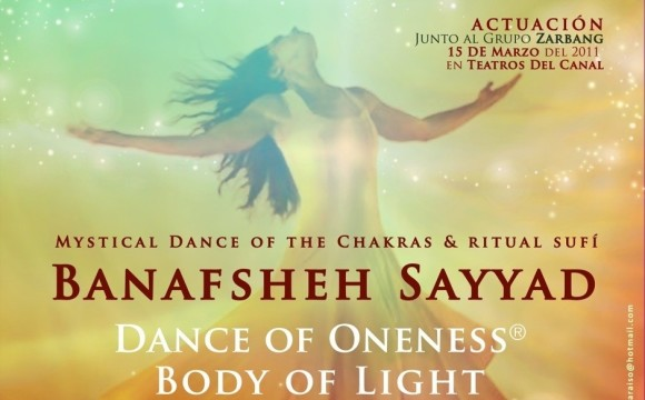 Dance of Oneness® Tanz Workshop mit Banafsheh Sayyad