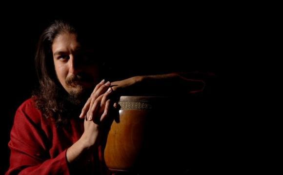 Persian Drum Workshop by Pezhham Akhavass