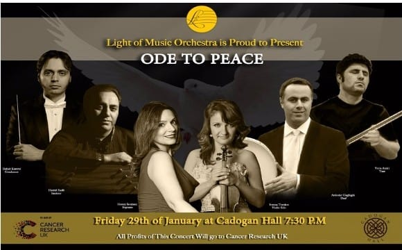 Light of Music Symphony Orchestra: Ode to Peace