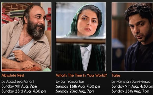 Iranian Movie Nights: Three of the best of contemporary Iranian Films