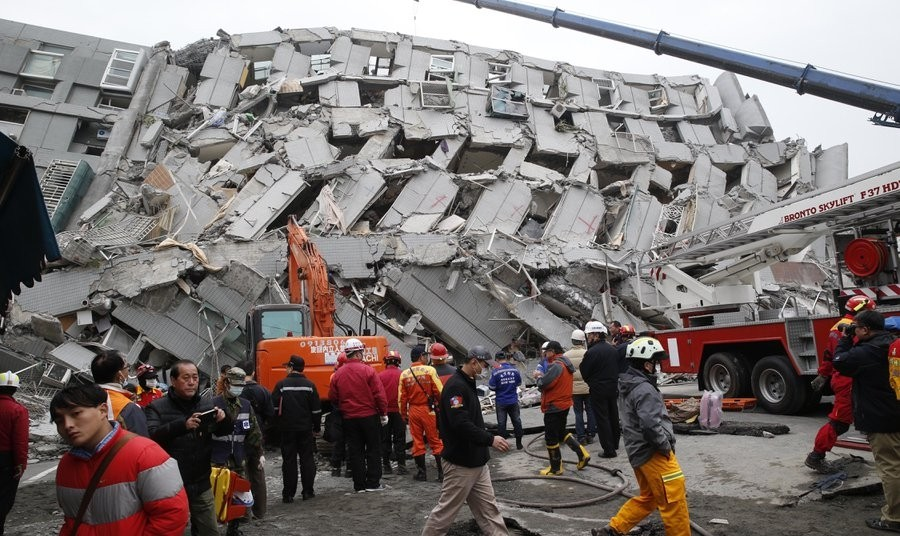 هشدار دانشمندان درباره دو برابر شدن زلزله های مهیب در ۲۰۱۸ در سراسر جهان به دلیل تغییرات در سرعت چرخش زمین