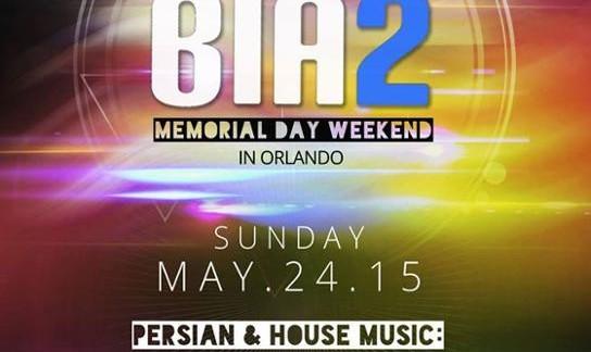 Bia2 Annual Persian Party In Orlando