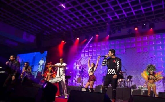 کنسرت و پارتی شاد ایرانی پیشواز نوروز با پیام، کامیار و گروه آوا