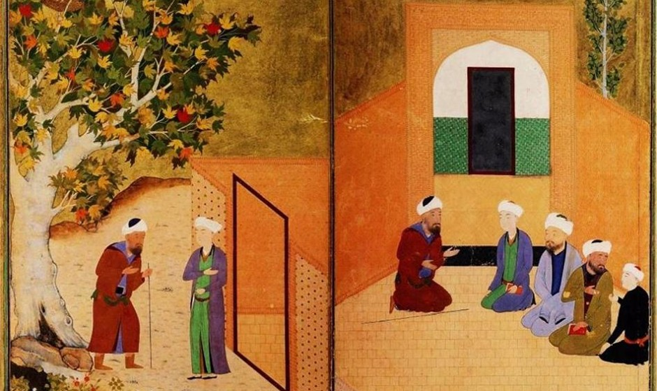 Found in Translation: A Reading of Sa'di by Mahmoud Rezvani