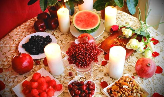 Yalda Night celebration 2015